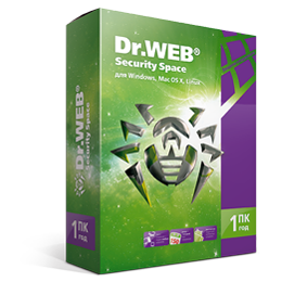Dr.Web-Security-Space